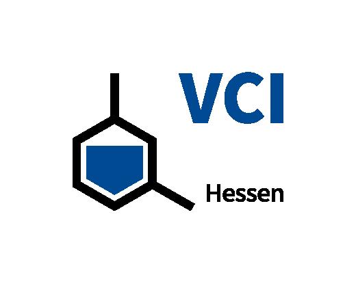 Logo Verband der Chemischen Industrie e.V., Landesverband Hessen